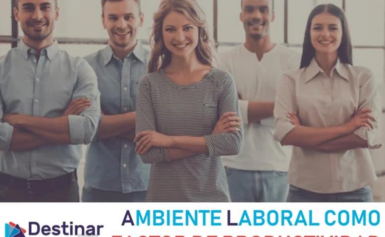 Webinar comercial_ Ambiente laboral como factor de productividad