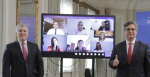 ACRIP Bogotá, jurado en la premiación del Día del Servidor Público