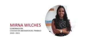 Chapman & Asociados / Felicitamos a la Dra. Mirna Wilches por su nuevo nombramiento