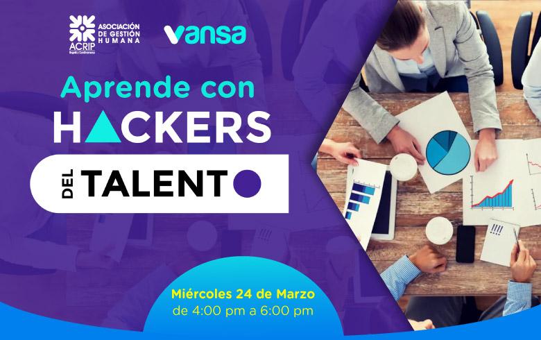Aprende con Hackers del Talento