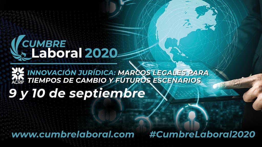 Capacitación plataforma Cumbre Laboral 2020